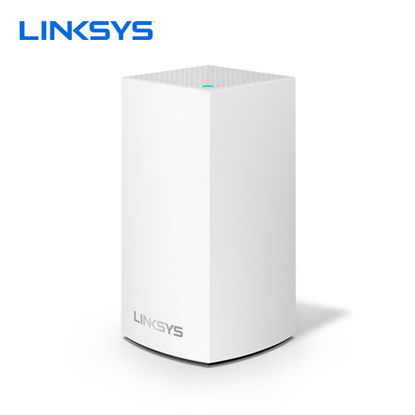 Picture of Linksys Velop Intelligent Mesh WiFi System, 1-Pack White (AC1300)