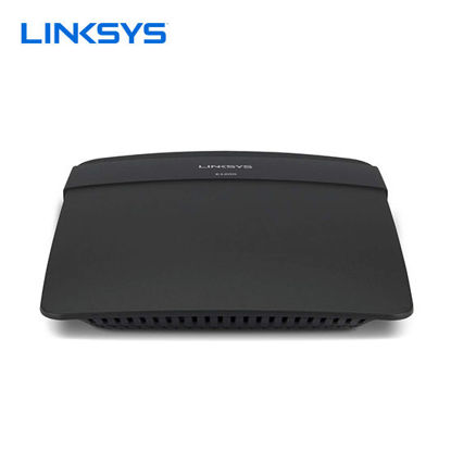Picture of Linksys E1200 Single Band N300 WiFi 4 Router