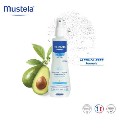 Picture of Mustela Agua de Colognia 200ml