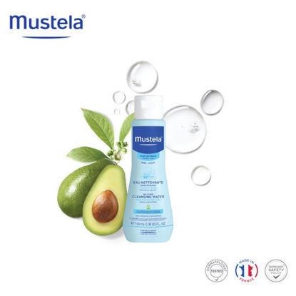 Picture of Mustela No Rinse Cleansing Water 100ml