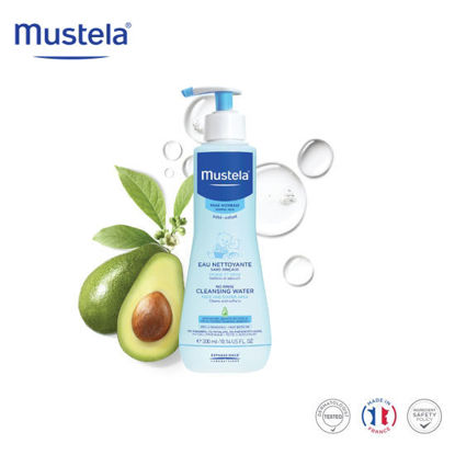 Picture of Mustela No Rinse Cleansing Water 300ml