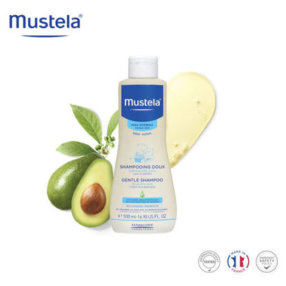 Picture of Mustela Gentle Shampoo 500ml