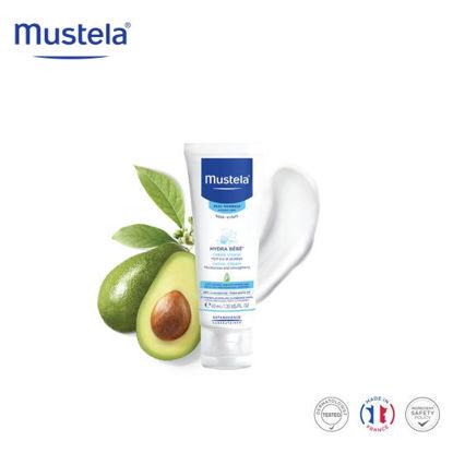 Picture of Mustela Hydra Bebe Face Cream 40ml
