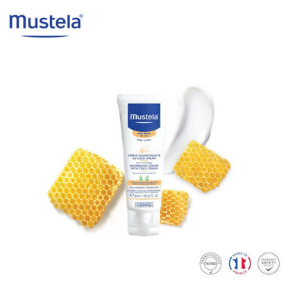 Picture of Mustela Nourishing Cream with Cold Cream 40ml