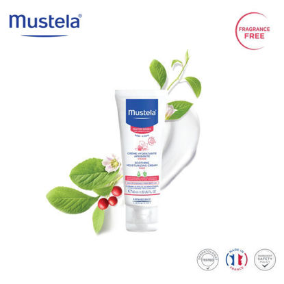 Picture of Mustela Soothing Moisturizing Face Cream 40ml