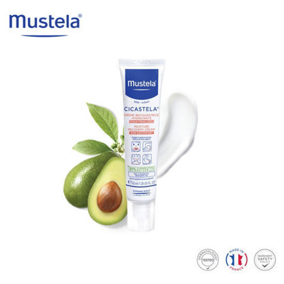 Picture of Mustela Cicastela Moisture Repair Cream 40ml