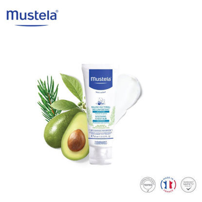 Picture of Mustela Soothing Chest Rub 40ml