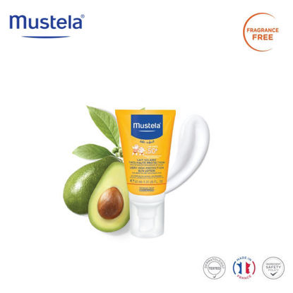 Picture of Mustela Very High Protection Sun Lotion 40ml