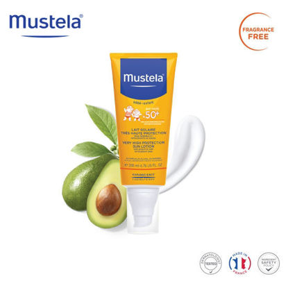 Picture of Mustela Very High Protection Sun Lotion 200ml