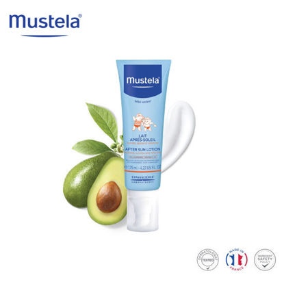 Picture of Mustela After Sun Lotion 125ml