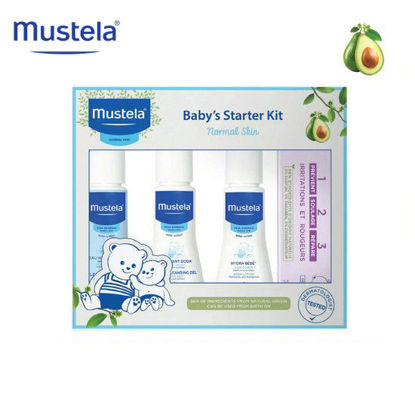 Picture of Mustela Baby's Starter Kit for Normal Skin