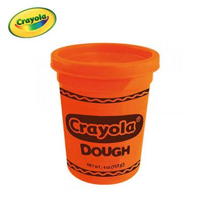 Picture of Crayola Orange Dough 4oz.