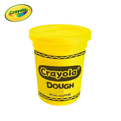 Picture of Crayola Yellow Dough 4oz.