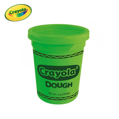 Picture of Crayola Green Dough 4oz.