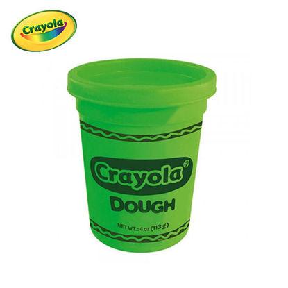 Picture of Crayola Green Dough 4oz.