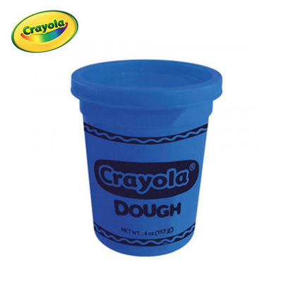 Picture of Crayola Blue Dough 4oz.