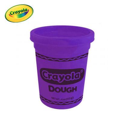 Picture of Crayola Violet Dough 4oz.