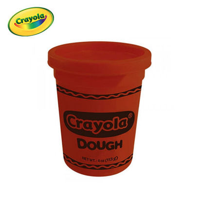 Picture of Crayola Brown Dough 4oz.
