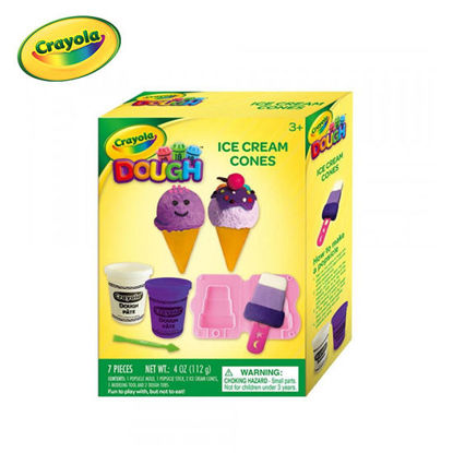 Picture of Crayola Ice Cream Cones Small Set