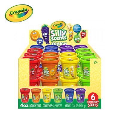 Picture of Crayola Silly Scents 4oz Scent Dough