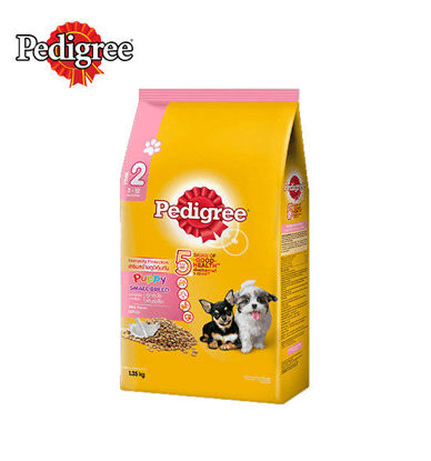 Picture of Pedigree dry small breed puppy milk flavor 430g
