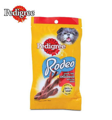 Picture of Pedigree rodeo beef and liver 90g