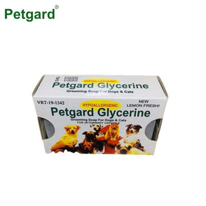 Picture of Petgard Glycerine Dog Soap 90g