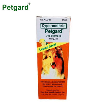 Picture of Petgard Dog Shampoo