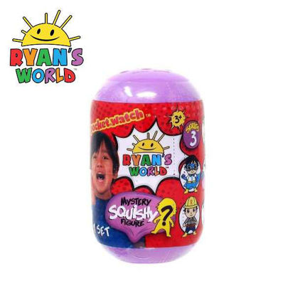 Picture of Ryan's World Mystery Blind Bag Squishy Figure Series 3