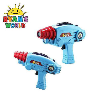 Picture of Ryan's World Laser Tag Blasters