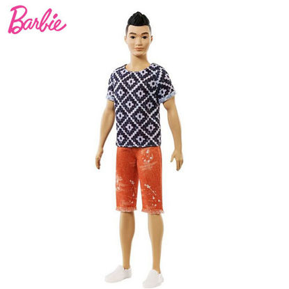 Picture of Barbie Ken Doll Fashionista Doll 115 - Boho Hip