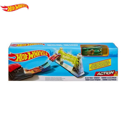 Picture of Hot Wheels Classic Stunt Set - Electric Tower