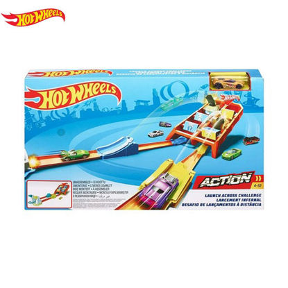Picture of Hot Wheels Crash and Score Flipout Playset