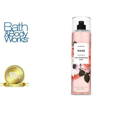 Picture of Bath and Body Works Rose Fine Fragrance Mist 236ml