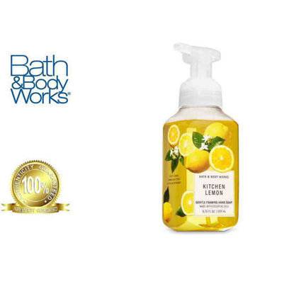 Picture of Bath and Body Works kitchen Lemon Gentle Foaming Hand Soap 259ml