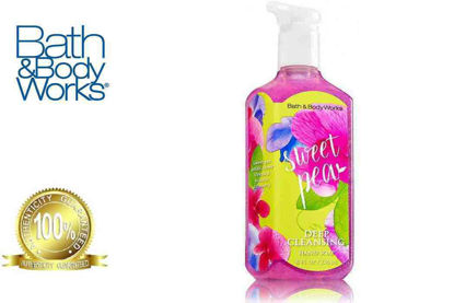 Picture of Bath and Body Works Sweet Pea Deep Cleansing Hand Soap 236ml