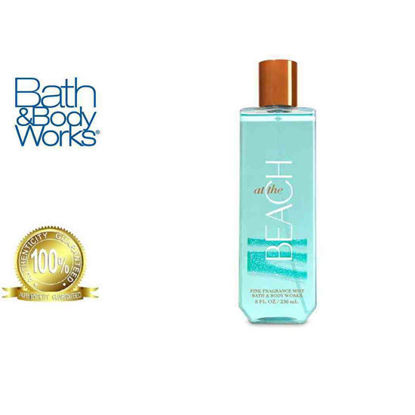 Picture of Bath and Body Works At The Beach Fine Fragrance Mist 236ml