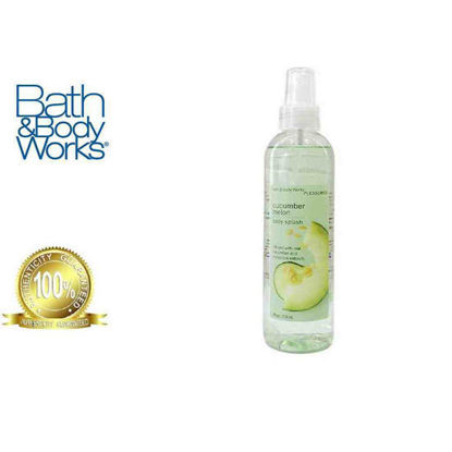 Picture of Bath and Body Works Cucumber Melon Body Splash 236ml