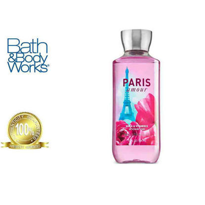 Picture of Bath and Body Works Paris Amour Shower Gel 295ml