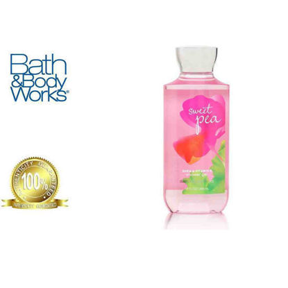 Picture of Bath and Body Works Sweet Pea Shower Gel 295ml