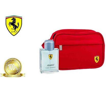 Picture of Ferrari Scuderia Light Essence 125ml Eau De Toilette + Bag Set