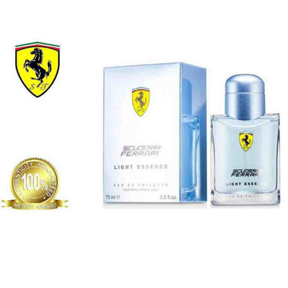Picture of Ferrari Scuderia Light Essence Eau De Toilette for Men 75ml