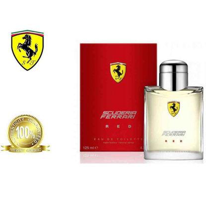 Picture of Ferrari Scuderia Red Eau De Toilette 75ml