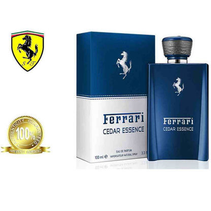 Picture of Ferrari Cedar Essence Eau De Parfum 100ml