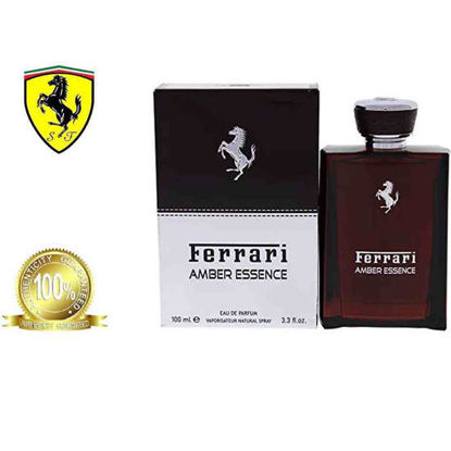 Picture of Ferrari Amber Essence Eau De Parfum for Men 100ml