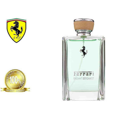 Picture of Ferrari Radiant Bergamot Eau De Toilette 125ml