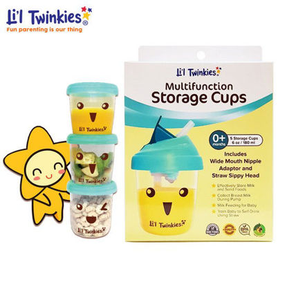 Picture of Li'l Twinkies Multifunction Storage Cups