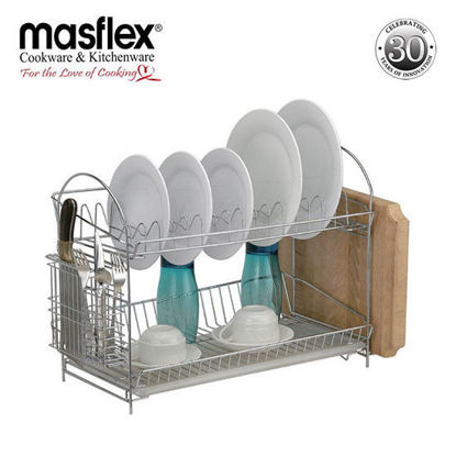 Picture of Masflex 2 Layer Dish Drainer W/Box