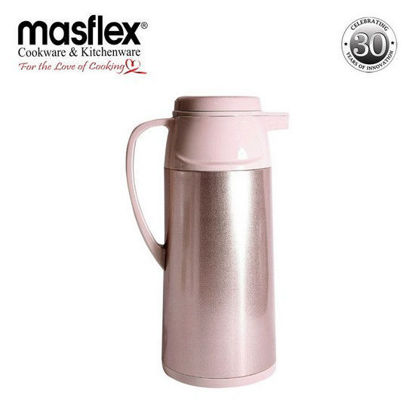 Picture of Masflex 1.0L Vacuum Flask Coated (Beige)