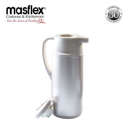 Picture of Masflex 1.6L Vacuum Flask Coated (Beige)